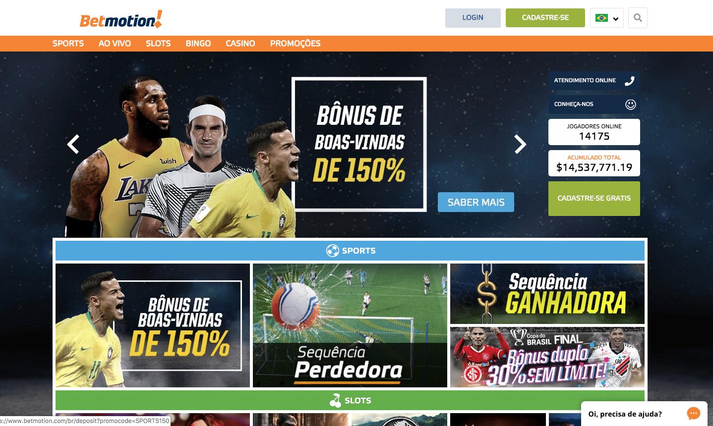 Apostas esportivas jogos online