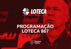 programacao loteca 867