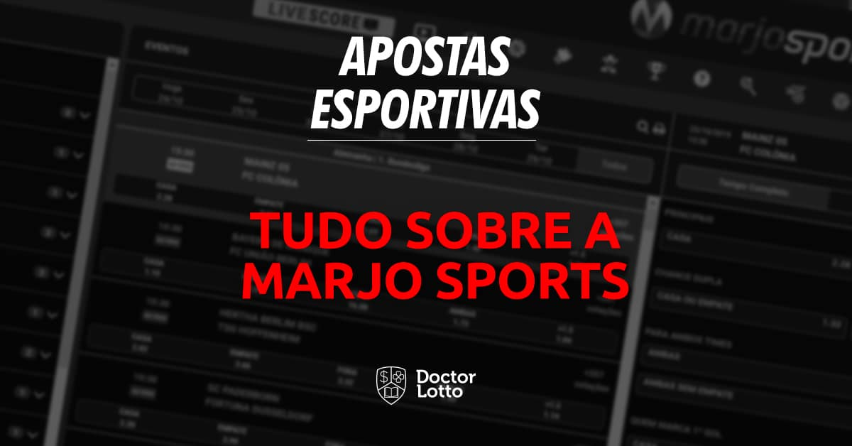 Major sports apostas online