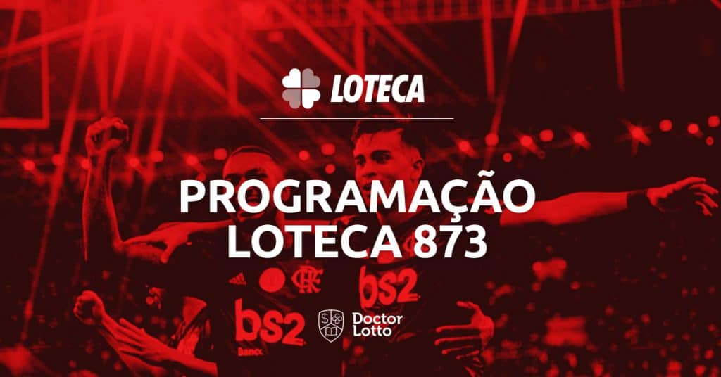 programação loteca 873