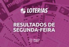 Lotofácil 2060 e Quina 5394