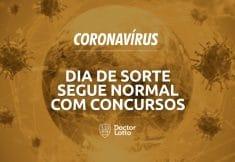 coronavirus dia de sorte