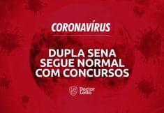 coronavirus dupla sena