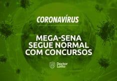 mega-sena coronavírus