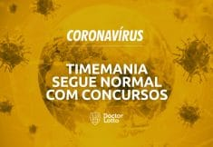 coronavirus timemania