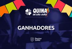 ganhadores Quina de São João 2020