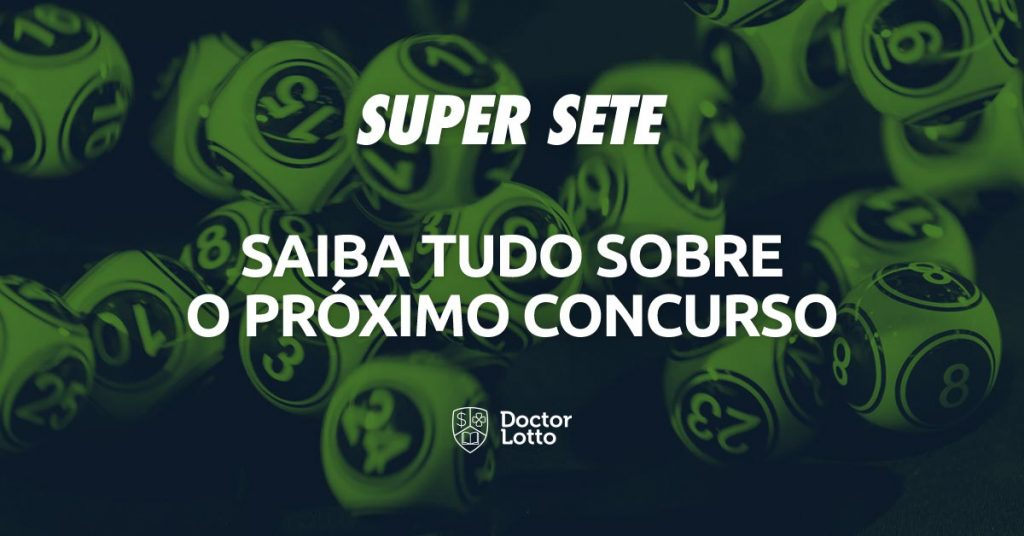 Sorteio do Super Sete 60