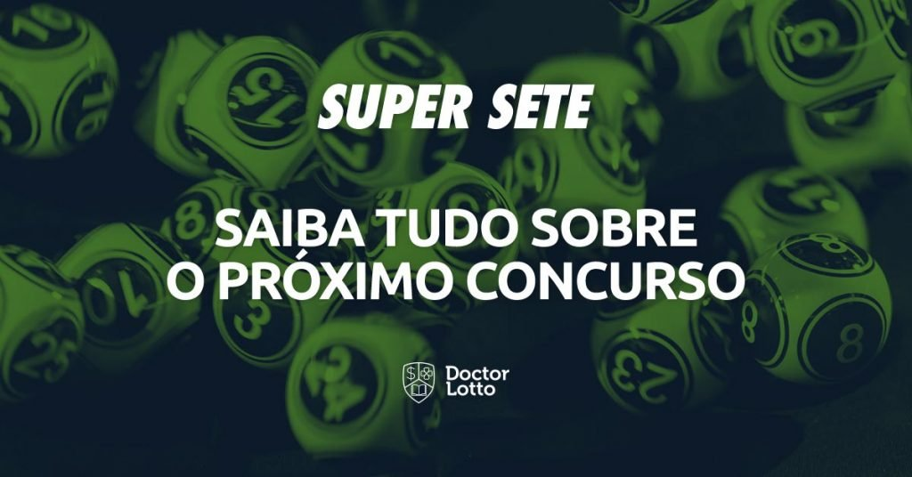 Sorteio do Super Sete 88