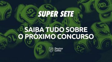 Sorteio do Super Sete 63