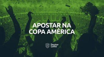 Apostar na Copa América