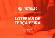 loterias de terça-feira