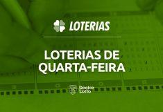 Sorteio da Lotofácil 2097 e Quina 5431