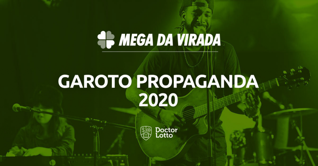 Mega da Virada 2020 Gusttavo Lima