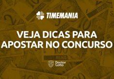 Sorteio da Timemania 1626