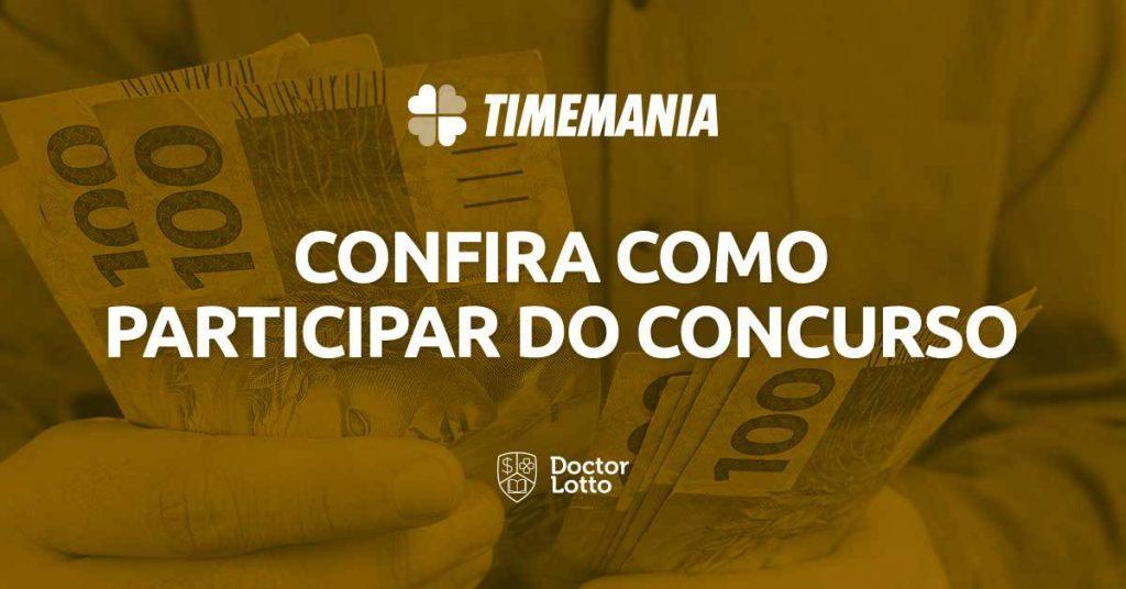 Sorteio da Timemania 1616