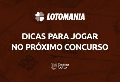 Sorteio da Lotomania 2168