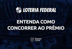 sorteio Loteria Federal 5552