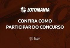 Sorteio da Lotomania 2169