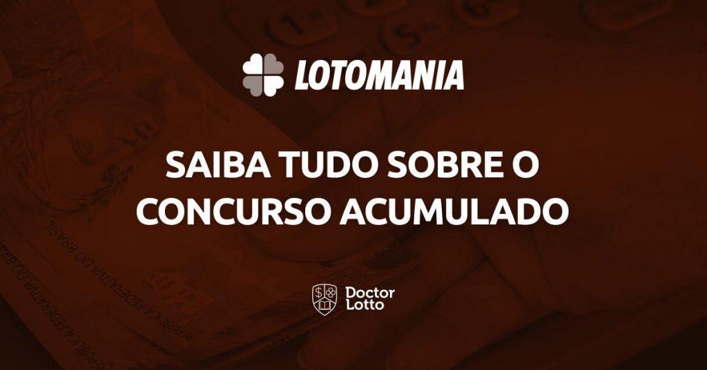 Sorteio da Lotomania 2170
