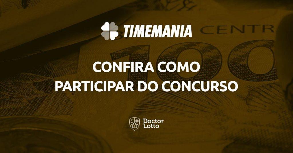 Sorteio da Timemania 1692