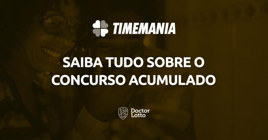 sorteio da Timemania 1630