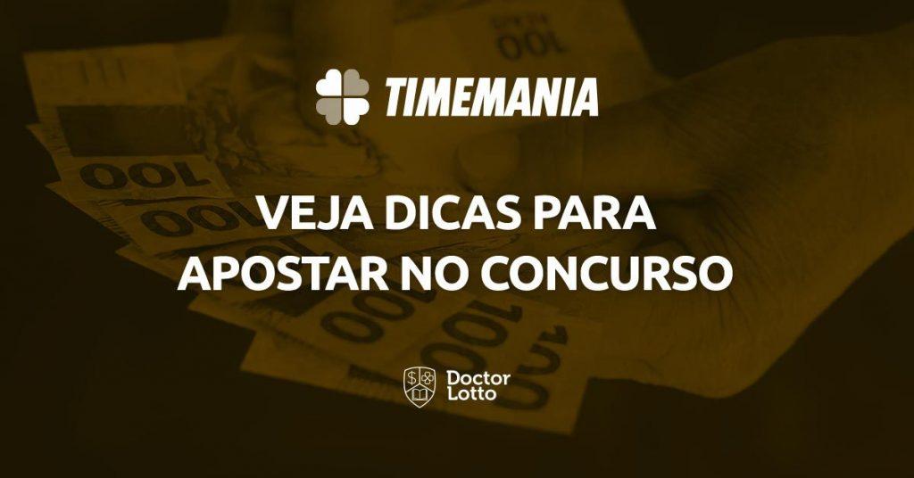 sorteio da Timemania 1631