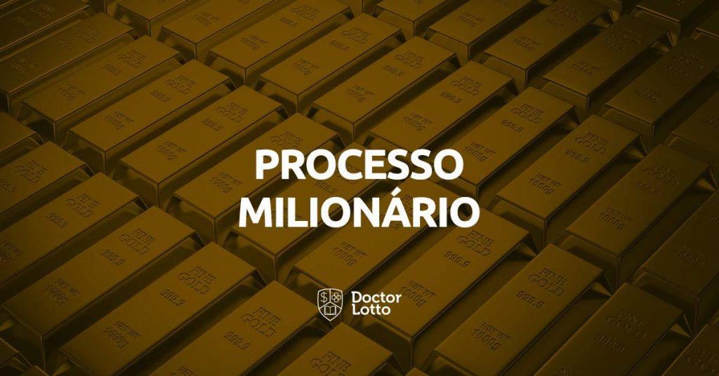 Processo milionário Powerball