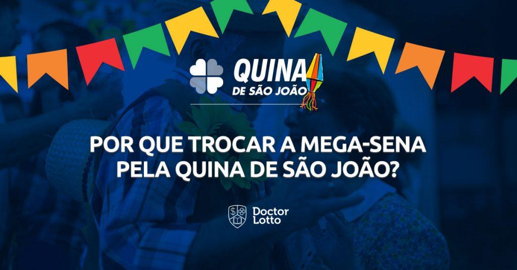 Quina de São João 2021