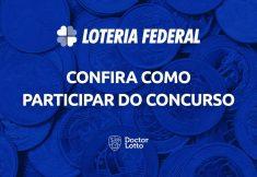 sorteio da Loteria Federal 5582