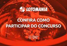 Sorteio da Lotomania 2224