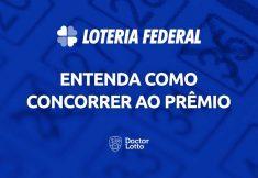 sorteio da Loteria Federal 5561