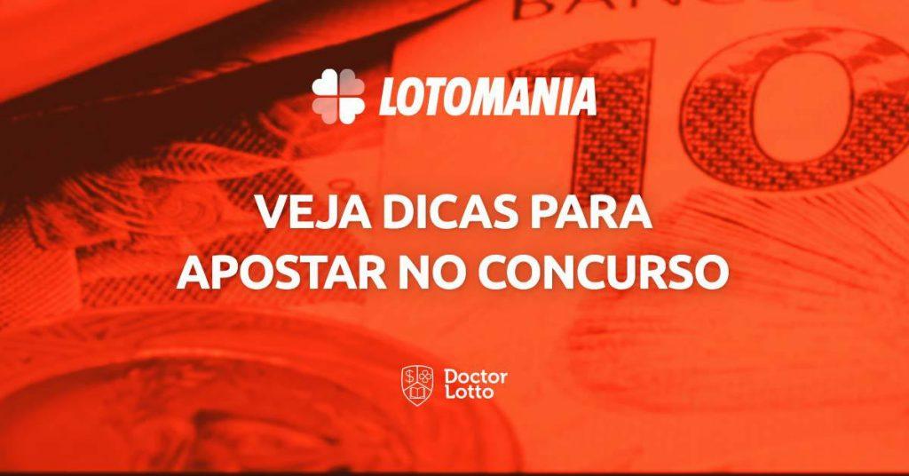 sorteio da Lotomania 2186
