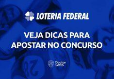 Sorteio da Loteria Federal 5601
