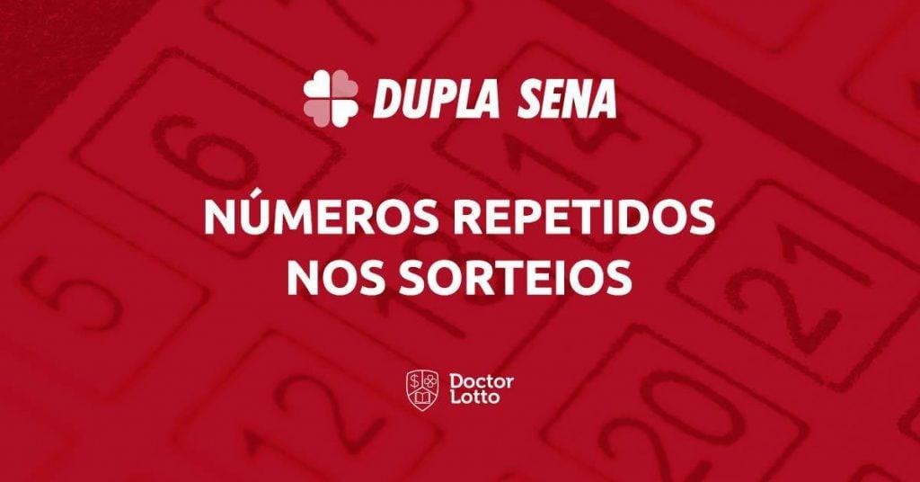 Dupla Sena já saíram os mesmos números