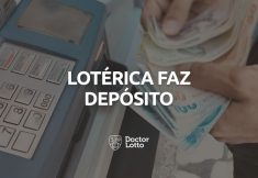 depósito na lotérica