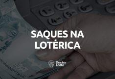 saque na lotérica