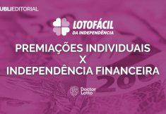 Prêmio individual Lotofácil da Independência