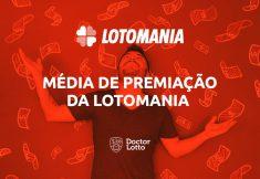 premiação por faixa na lotomania