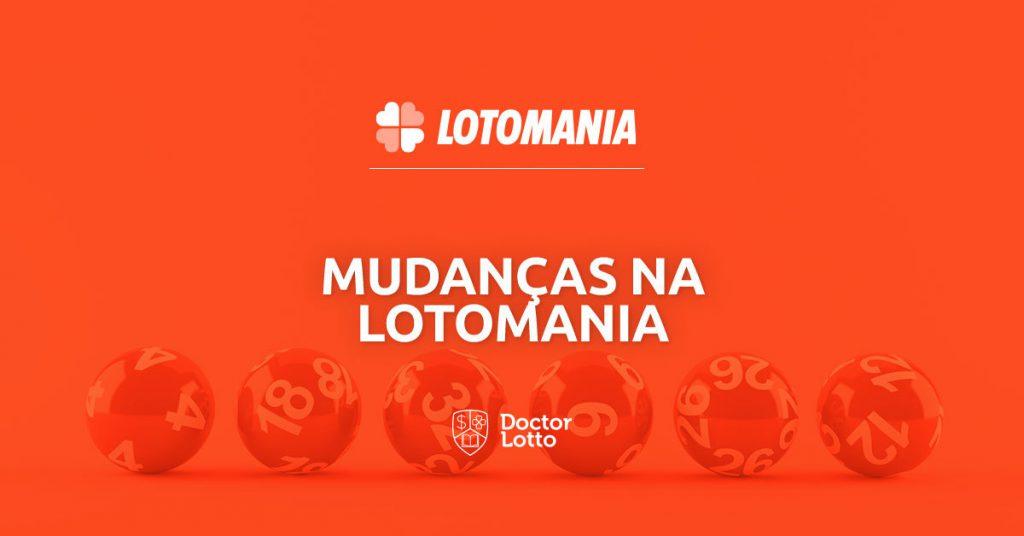 sorteios da Lotomania