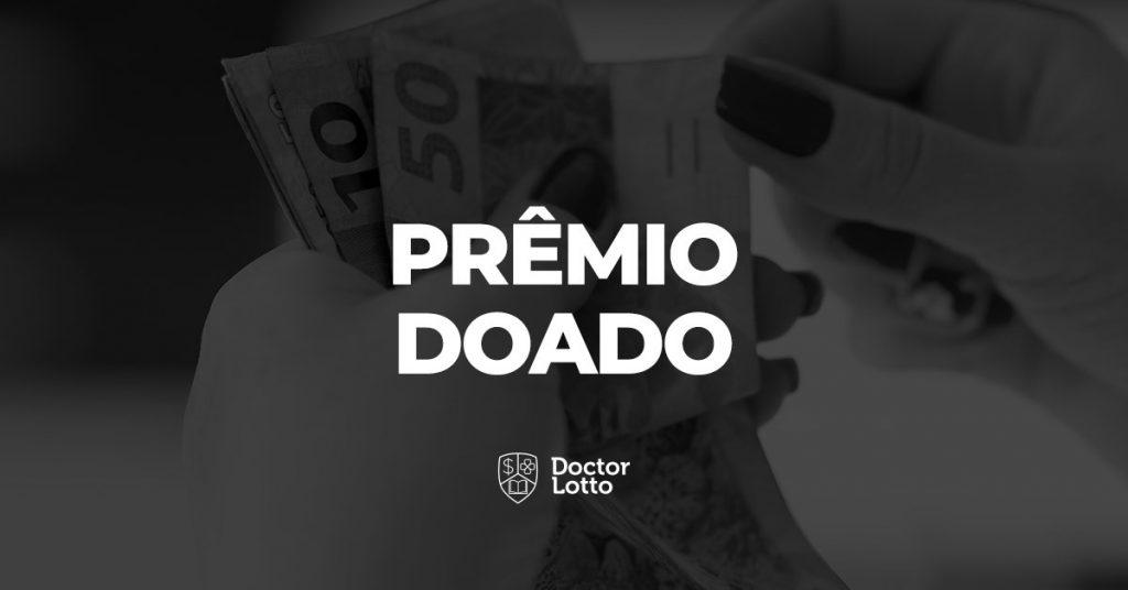 Ganhador de loteria recebeu R$4 milhões
